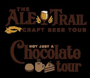 AleTrail & Choc Tour logo